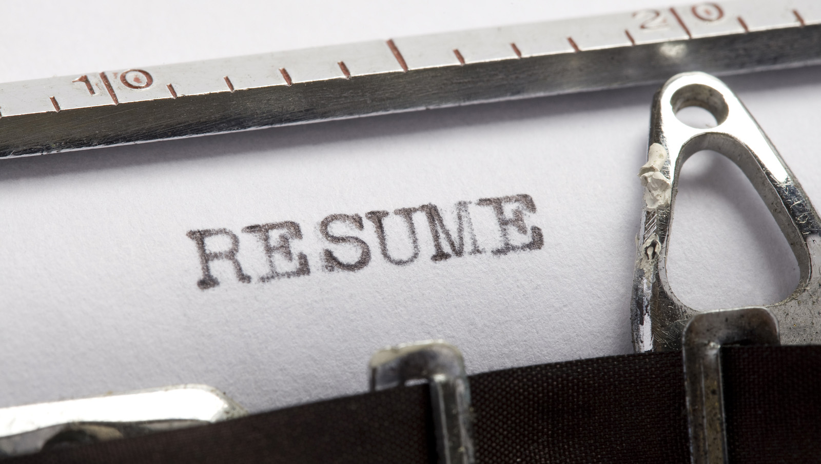 Resume Revision The QuickFix Guide to Boosting Employment