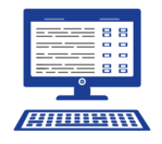 Picture of a computer showcasing our Consulting Service's Testing Assessments