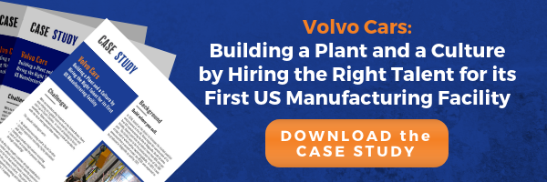 Volvo: Building a Plant and Culture by Hiring the Right Talent