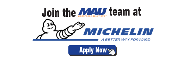 Join the MAU team at Michelin