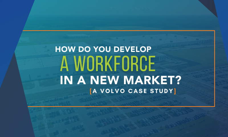 MAU - How do you develop a workforce in a new market?  Volvo Cars Case Study