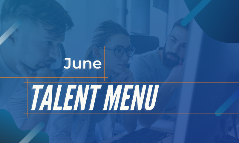 MAU Workforce Solutions - June 2020 Talent Menu