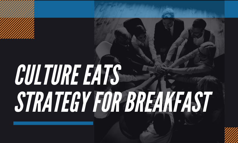 MAU - Culture Eats Strategy for Breakfast