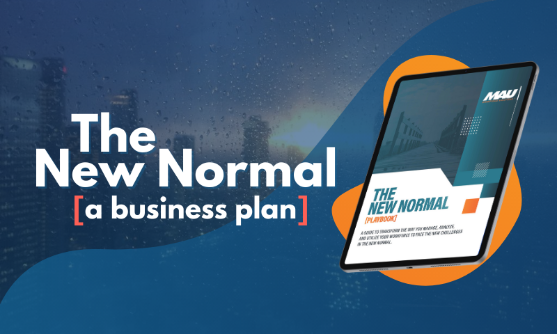 Playbook: New Normal Workforce Strategy