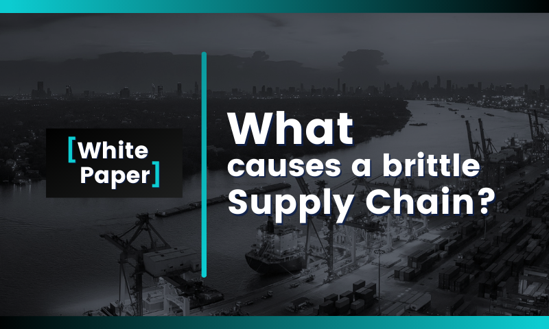 Keys to Building a Resilient Supply Chain [White Paper]