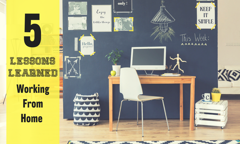 5 lessons learned working from home blog image