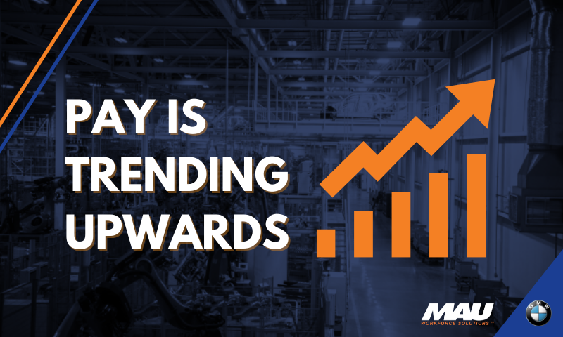 MAU at BMW Pay is Trending Upwards [Pay Increase]