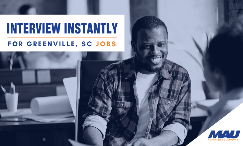 Greenville February Instant Interviews