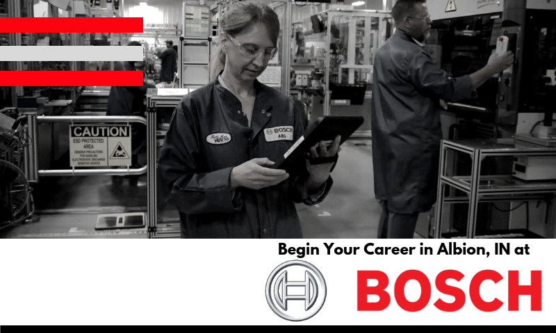 Bosch Albion Now Hiring Blog
