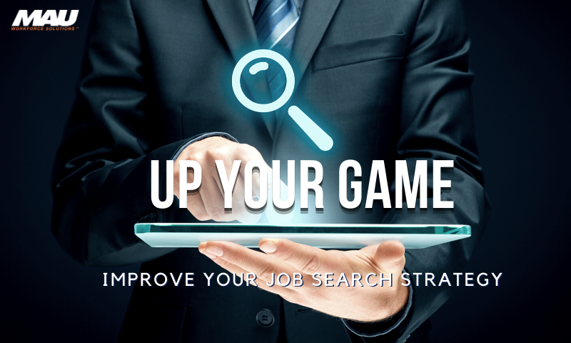 Change Your Job Search Strategy