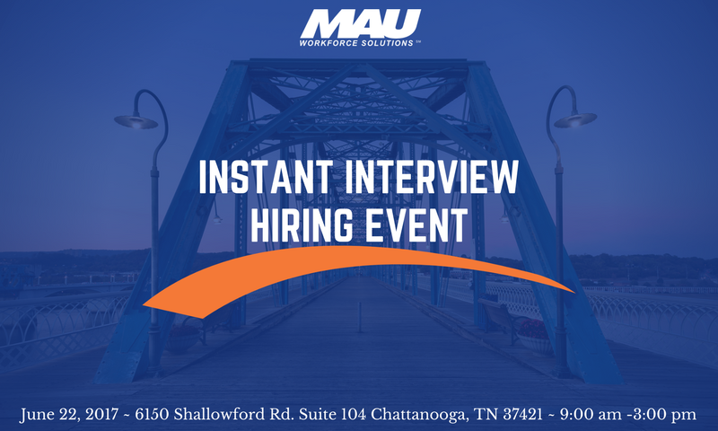 Chattanooga 6-22-17 Hiring Event Blog Image.png