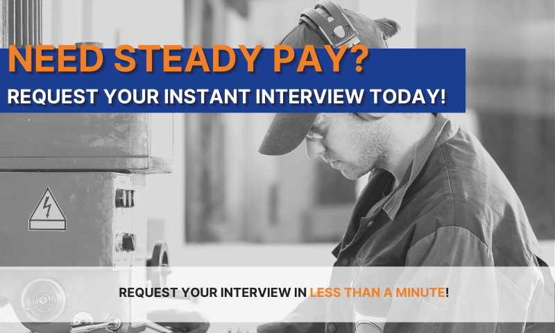 Need Steady Pay? MAU can help!