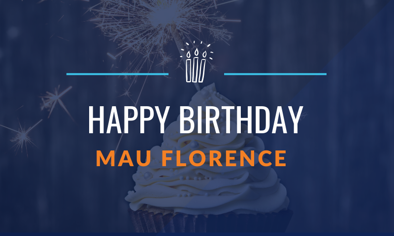 Happy Birthday Florence