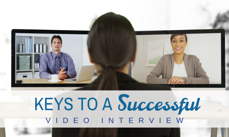 Ace Your Video Interview in 3 Simple Steps