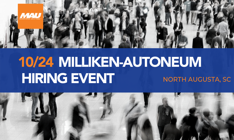 Copy of milliken autoneum hiring event