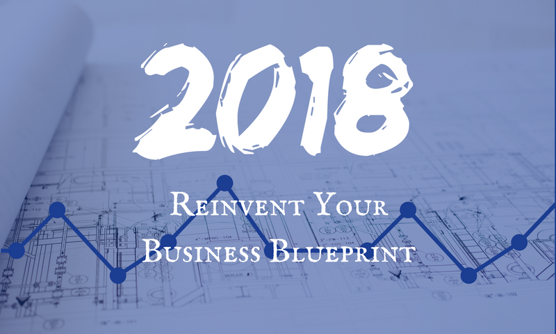 How to reinvent your business blueprint in 2018 video malvernweather Choice Image