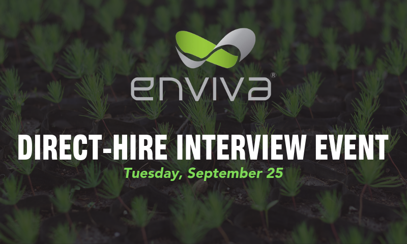 Enviva Direct Hire Interview Event (1)