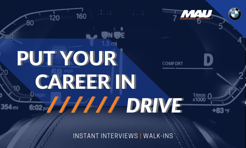 Put Your Career In Drive