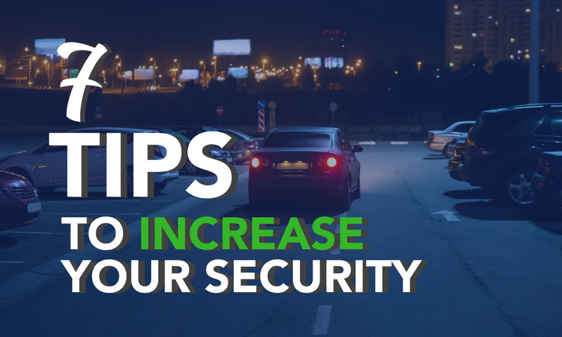 Header_ 7 Tips to Increase you Security