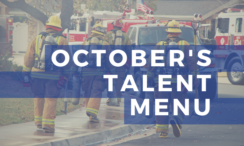 Header_ Blog - October Talent Menu