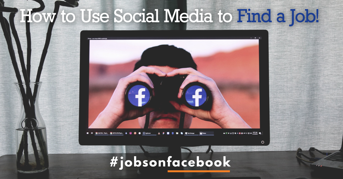How to Use Social Media to Find a Job