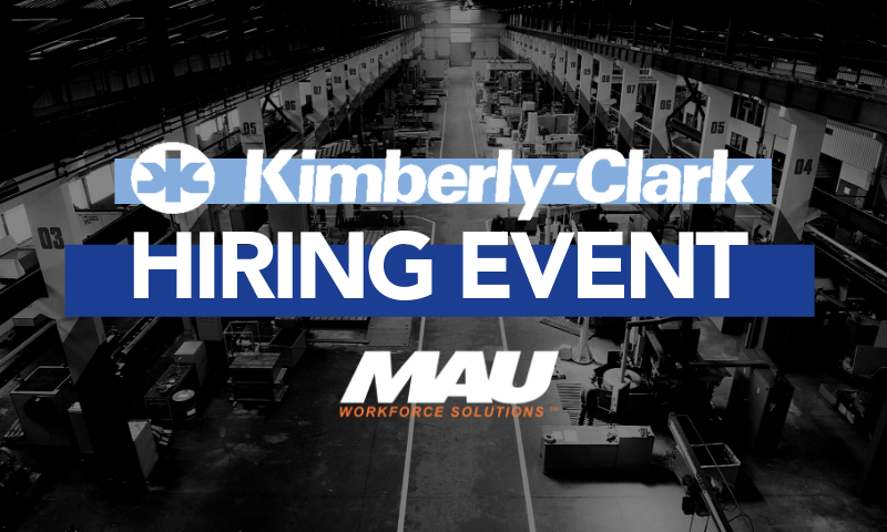 Join MAU Team at Kimberly-Clark Paris