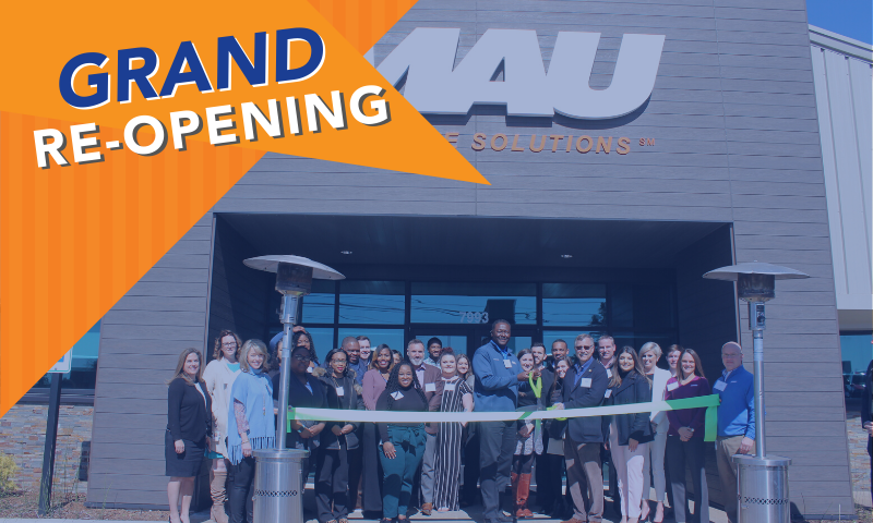 MAU Celebrates the Grand Re-Opening of Greenville Branch