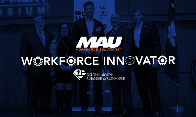 MAU Workforce Innovator - Blog