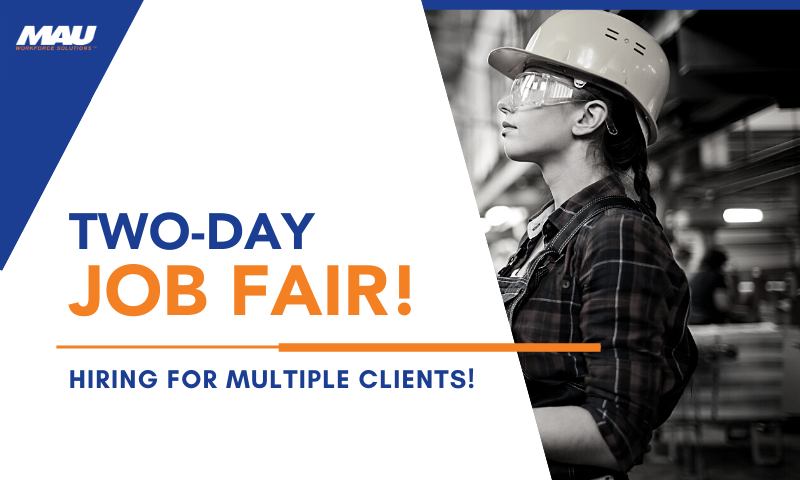 MAU Multi-Client Job Fair