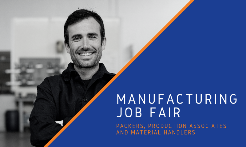 Goodwill Greenville Sc >> Come See Us At The Manufacturing Job Fair In Greenville Sc