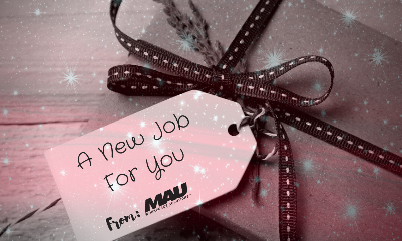New Jobs for the Holidays Blog Image