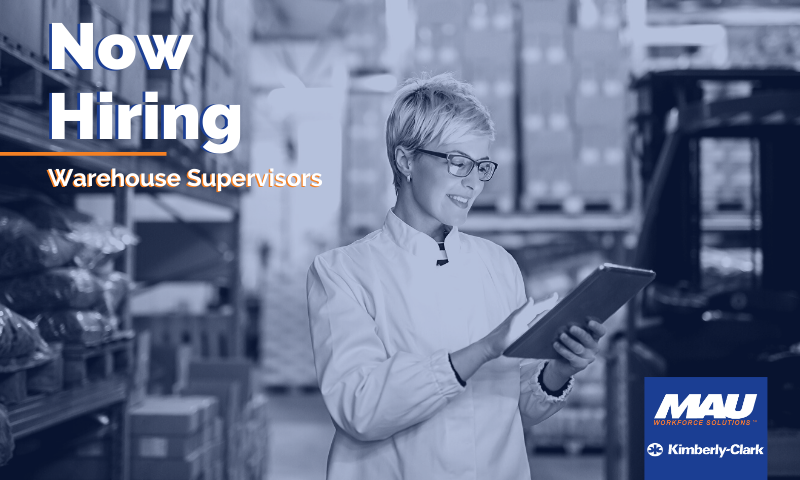 Now Hiring Warehouse Supervisors Blog Image