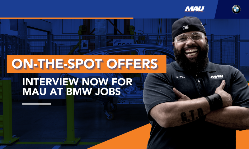 On-the-spot offers for MAU at BMW