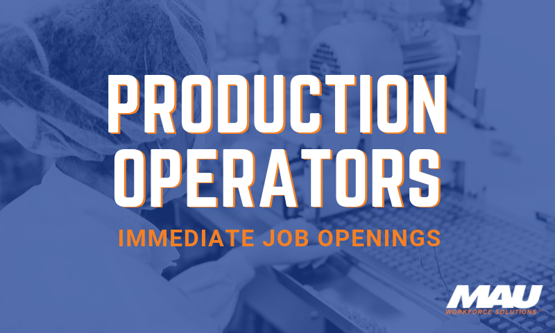 Production Operator - Nurtra (2)