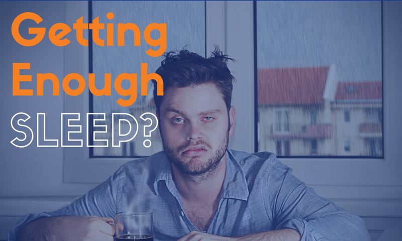 Getting Enough ZZZs? Sleep Deprivation and Workplace Safety