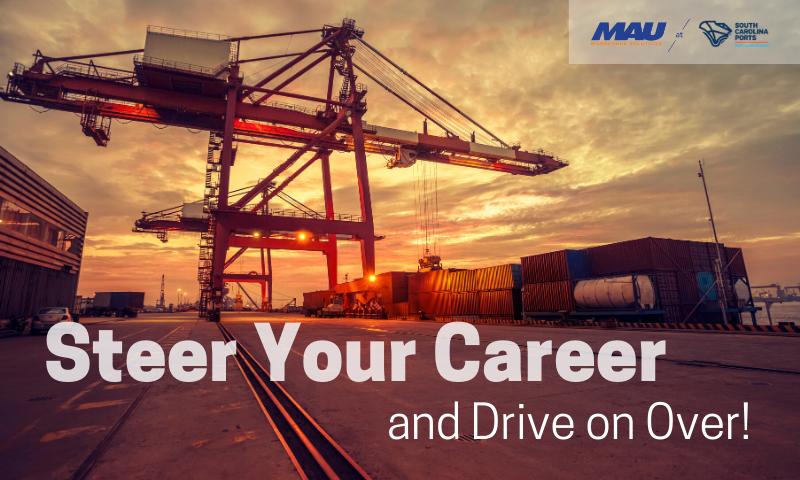 Hiring Drivers in SC State Ports Authority