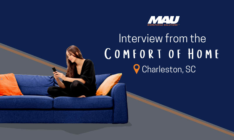 Virtual Job Fair - Interview from the Comfort of Your Couch!