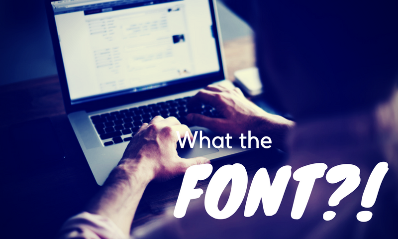 what the font best and worst fonts to use in your resume