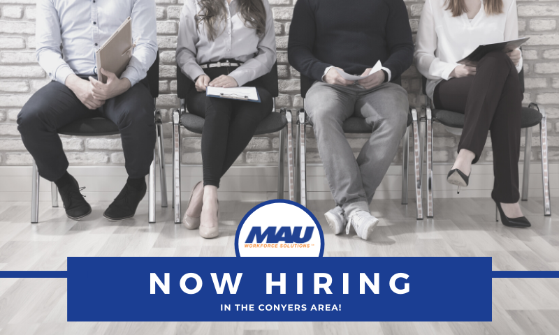 These 5 Career Opportunities are waiting for you in Conyers, GA