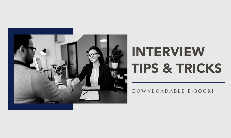 interview tips and tricks blog image