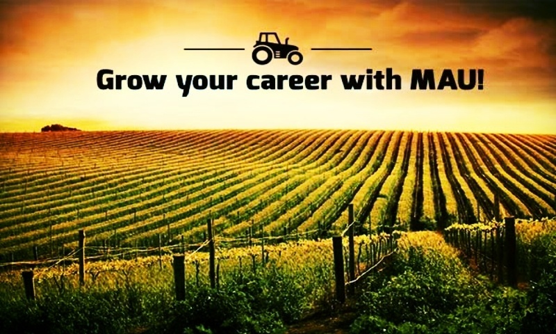 Grow Your Career With MAU at Our 3-29-17 Hiring Event!