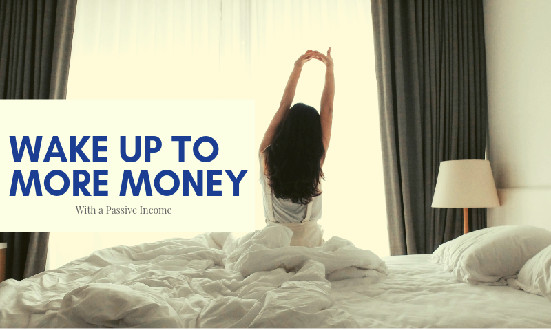 wake up to more money blog image